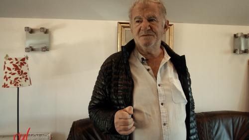 """Florin Zamfirescu: """"Aş vrea să mor la 90 de ani, împuşcat de un soţ gelos"""""""