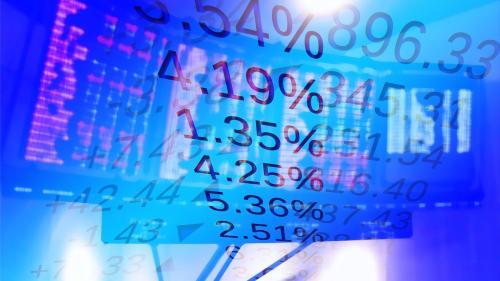 Bursa de la Bucureşti închide pe roşu ultima şedinţă de tranzacţionare a săptămânii