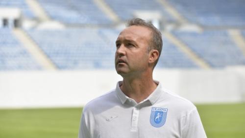 Antrenorul Craiovei a fost demis. Cine a preluat conducerea echipei din Bănie