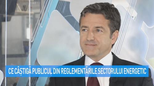 VIDEO Ce câștigă publicul din reglementările sectorului energetic