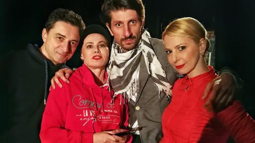 Teatrul Național din București a cucerit Chișinăul cu două spectacole de succes!