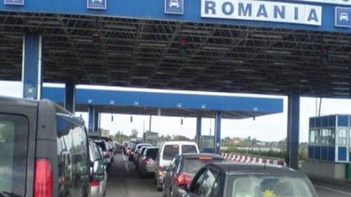 Atenţie şoferi! Circulaţia la frontieră prin PTF Giurgiu-Ruse întreruptă ca urmare a unor lucrări efectuate de autorităţile bulgare
