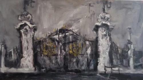 """Expoziţia """"Raport urban"""" a pictorului Eugen Raportoru se deschide la ICR Londra"""