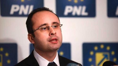 Cristian Buşoi (PNL): PSD inventează duşmani închipuiţi, încercând să abată atenţia de la problemele românilor