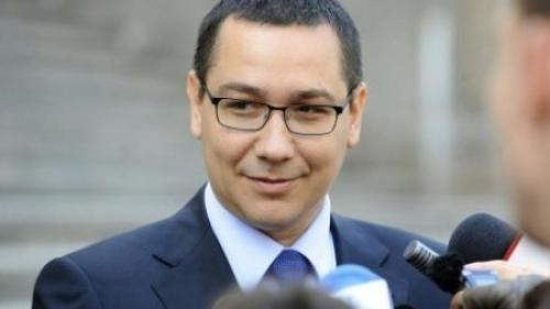 Ponta: Va veni vremea când va trebui să ne unim toţi cei care vrem binele României