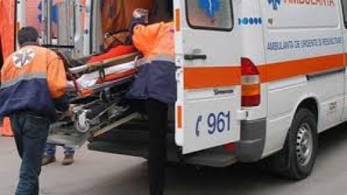 Un bărbat din Cluj a fost accidentat grav după ce a căzut de pe o biserică în construcţie