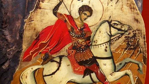Sfântul Gheorghe, patronul naturii înverzite