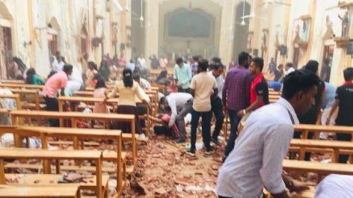 Bisericile, noua țintă a terorismului mondial