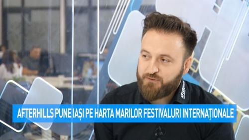 Video Afterhills pune Iași pe harta marilor festivaluri internaționale