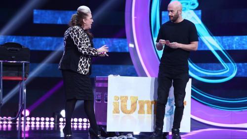 Mihai Bendeac, cucerit de o femeie magician din Londra