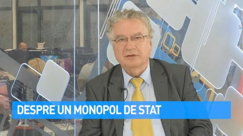 Video Despre un monopol de stat