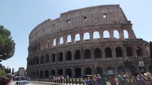 Roma, la pas, în trei zile