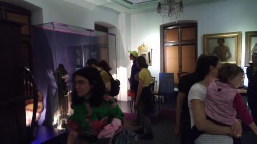 15.156 vizitatori în Noaptea Muzeelor, la Muzeul Municipiului București