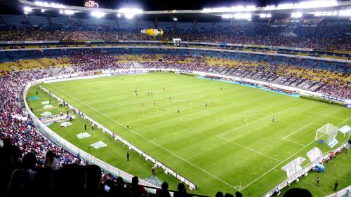 FCSB - CFR Cluj 1-0. Gol magnific realizat de Teixeira