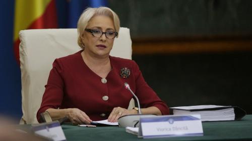 Premierul Dăncilă: Am cerut miniştrilor să rezilieze contractele cu cei care nu respectă termenele