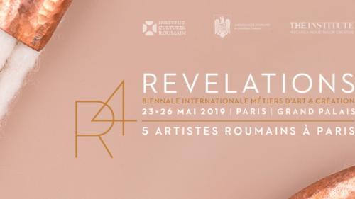 Révélations Paris - când meseriile artistice devin modernitate