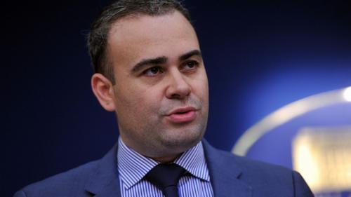 Darius Vâlcov, urmărit penal în dosarul privind publicarea protocolului SRI-PG