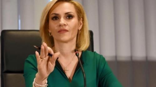 Gabriela Firea apreciază că Guvernul a reconsiderat relaţia cu Primăria Capitalei