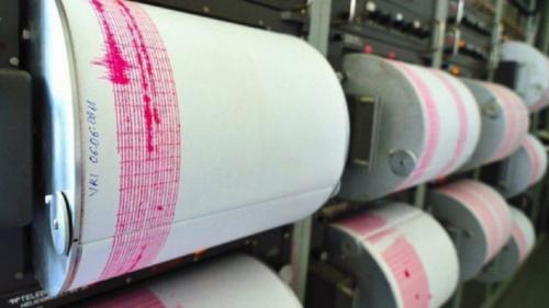 Un cutremur de 3,7 grade a avut loc la prânz în Vrancea