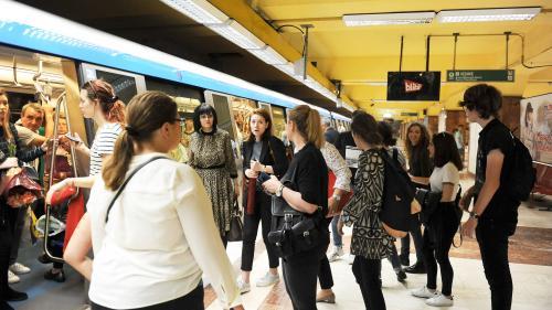 Metrorex: Extinderea cu câteva staţii a magistralei 2 în zona Pipera este o prioritate