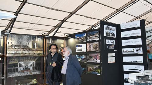 România străluceşte la cea mai mare expoziție de arhitectură teatrală și scenografică din lume