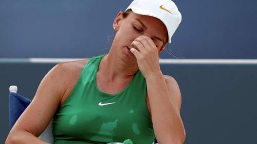 Simona Halep a coborât pe locul 8 în clasamentul WTA