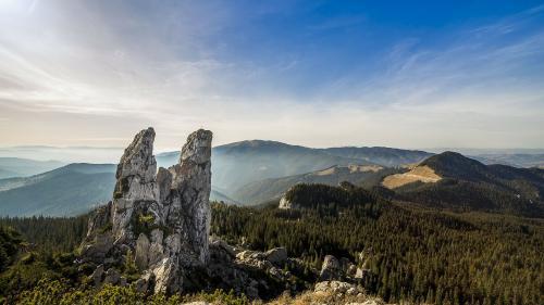 Bucovina, meleagul dăruit de natură
