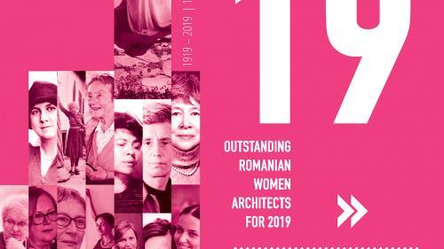 """""""Femeile din arhitectura românească"""": România la Festivalul de Arhitectură de la Londra"""