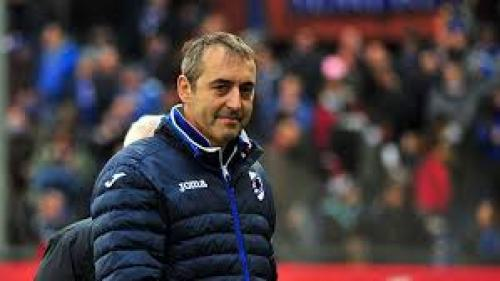 Antrenorul Marco Giampaolo şi-a reziliat contractul cu Sampdoria