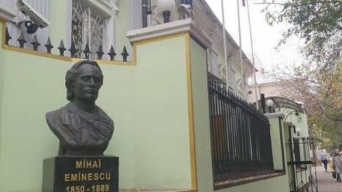 Pe urmele lui Eminescu, la Odessa. Glossa teilor pierduți