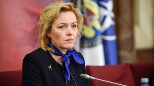 Carmen Dan: Până acum, niciun coleg de-al meu nu s-a exprimat în sensul ca eu să plec de la MAI, nici premierul României
