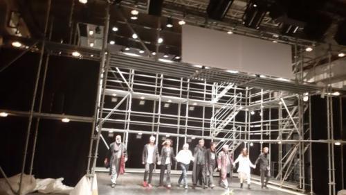 """""""Hamlet""""-ul regizorului Lev Dodin, aplaudat şi ovaţionat minute în şir"""