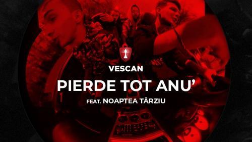 """Vescan lansează piesa-imn a acestei veri, """"Pierde Tot Anu'"""", în colaborare cu Noaptea Târziu"""