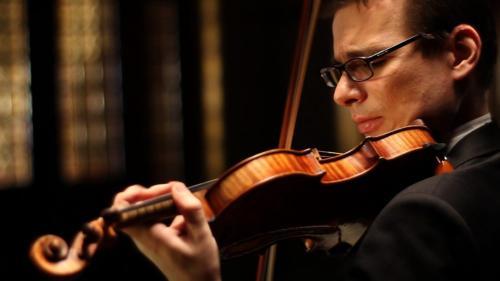 Alexandru Tomescu la Festivalul Bach de la Leipzig