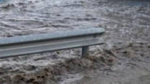 Alertă hidrologi! Cod galben de inundaţii pe râuri din 19 judeţe, până joi după-amiază