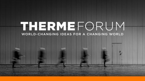 """Ediția 2019 a evenimentului """"Therme Forum"""" aduce la Sibiu unii dintre cei mai cunoscuți arhitecți din lume"""