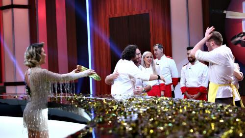 Familia Băitoi a câștigat sezonul special Chefi la cuțite:  Florin Dumitrescu, încă un titlu în palmares