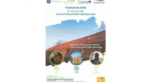 Festivalul de Artă și Patrimoniul invizibil la Point Hub