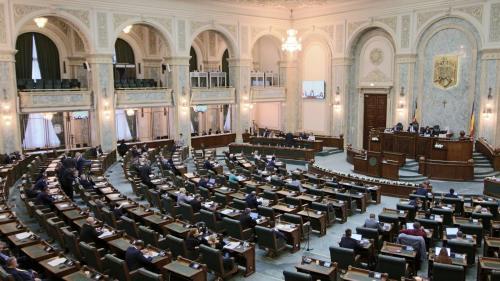 Legea pensiilor, respinsă la Senat