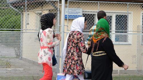 Patru traficanţi, condamnaţi la închisoare pe viaţă pentru uciderea a 71 de migranţi
