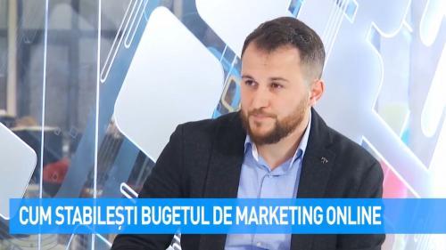 VIDEO Cum stabilești bugetul de marketing online