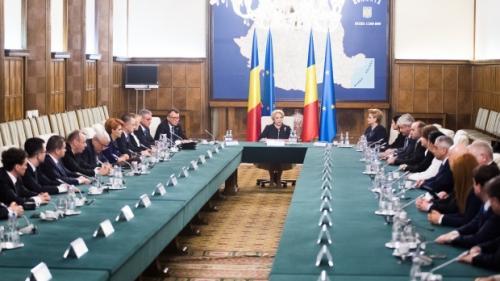 Guvernul aprobă măsuri pentru declanşarea urgentă a lucrărilor de reabilitare a Canalului Siret-Bărăgan