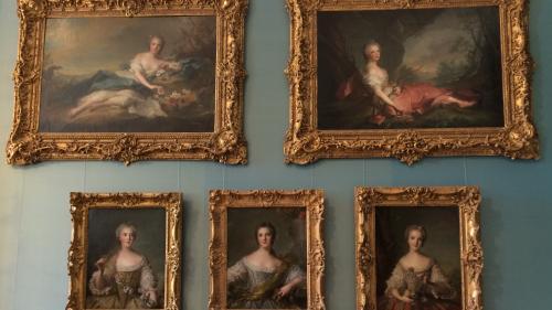 Versailles la ora Doamnelor