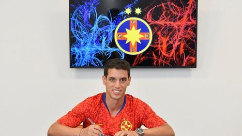 O nouă trădare pe axa Dinamo - FCSB. Diogo Salomao a semnat cu echipa lui Gigi Becali