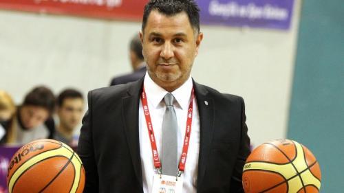 Ayhan Avci, noul antrenor al echipei nationale de baschet feminin a Romaniei