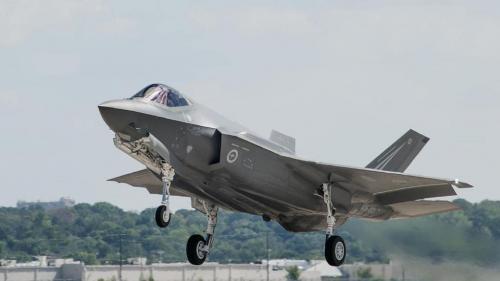 Turcia nu mai vede avioane americane F-35