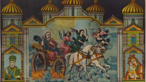 Calendar ortodox 20 iulie. Sfântul Proroc Ilie