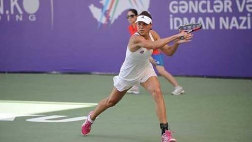 La ce oră joacă Patricia Ţig în semifinalele BRD Bucharest Open