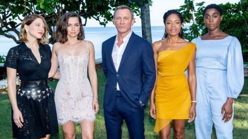 """""""Numele meu este Bond, James Bond"""" anunţă Lashana Lynch, noul 007"""
