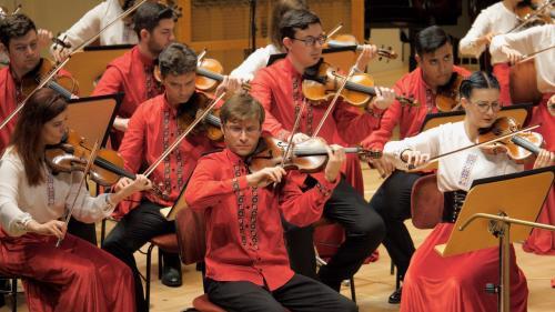 Orchestra Română de Tineret și Cristian Mandeal - a cincea oară  la Festivalul Young Euro Classic de laBerlin